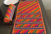 Handcrafted tablemats