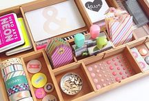 Crafty Stash Organisation