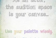 The Audition Technique