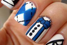 Nails babe.