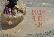 Muddy Puddles around the world / Peppa loves muddy puddles - and here are some of our favourites!