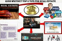 Russ Whitney-Top 5 Tips For Real Estate