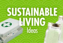 Sustainable Living Ideas / Homesteaders, off-the-gridders, and disaster and emergency preparers, rejoice! Alejandra Costello's created this Pinterest board especially for sustainable living ideas, plus organization tips, videos, and best products to help you be readier for whatever life may unexpectedly bring!  / by Alejandra Costello | Home Organizing Tips, Ideas, Videos, & Best Products