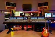 Studio Gear / Great Ideas for current technology in music recording and audio post production. Find what artist need to get that quality sound vocals recorded. Quality media and entertainment source for music gear.   / by Josh Chapple