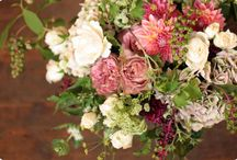 Champetre Bouquets / フランスの田舎を想像出来るようなナチュラルな花束/ nostalgique bouquets