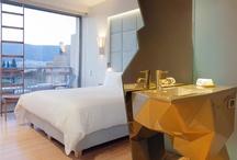 Interiéry - hotel
