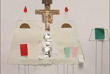 KDP II altar