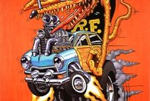 Rat fink / by Rhonda Cox
