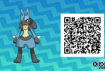 Pokemon QR Codes