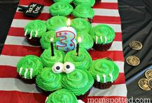 Will's 4th Birthday