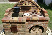 Garden / Fireplace / Patio