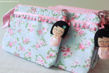Sewing Pouch, Tote bag, etc