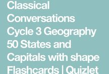 Classical Conversations Geography