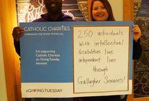 Why I Give - Giving Tuesday 2015 / In the last year, Catholic Charities of Baltimore has provided services to more than 160,000 Marylanders in need. Over the next few weeks, we'll be sharing just a few of these 160,000 reasons to support Catholic Charities on Giving Tuesday.  After Black Friday and Cyber Monday, please consider a holiday season donation to Catholic Charities on Tuesday, December 1 – Giving Tuesday: cc-md.org/GivingTuesday. #GivingTuesday