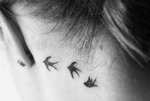 tattoos & piercings / by Jordan Tucker