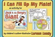 Nutrition Theme / by Maggie Prieto