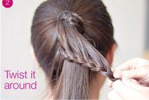 Tips peinados.