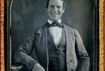 1850-1865 Men / by Sarah Dixon