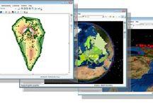 FORMACIÓN SIG/GIS / Descubre todos nuestros cursos de formación en sistemas de información geográfica (SIG/GIS)