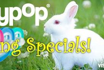 Spring Specials from JollyPop.co