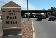 Fort Bliss, TX / by Christy Gomez
