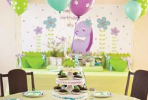 { Party Planning: Girly Dino Party }