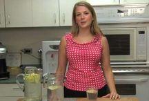 Sassy water recipes