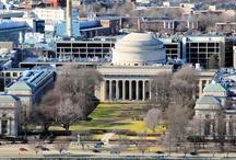 """Massachusetts Institute of Technology, MIT / По рейтингу QS """"100 лучших университетов мира"""" первое место занимает Массачусетский технологический университет (Massachusetts Institute of Technology, MIT)"""