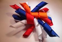Krulstrikken / gave nieuwe krulstrikken om het haar van een kleine meid mee op te vrolijken. http://www.lottesbaby.nl/Nieuw