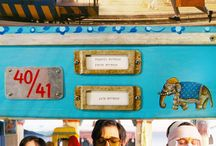 WESpiration / Inspired by Wes Anderson