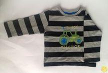 Őszi gyerekruhák