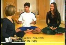 Respiração Hatha Yoga.