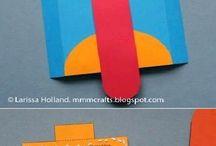 kaarten maken:patronen/layouts