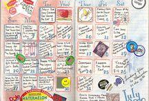 AJ -- Calendars