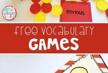 English class-games-