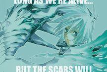 Anime/manga quotes / some of my favourite anime/manga quotes.