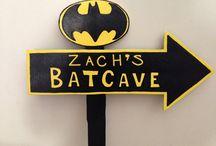 Batman party Jayden 6