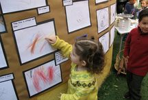 Cameron ECE Approaches Fall 2015 / Pins of inspiring pictures of Waldorf, Montessori, Reggio-inspired, Head Start/High Scope approaches to Early Childhood Education.