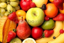 Fruits / Colours and health, it's a fruit explosion!