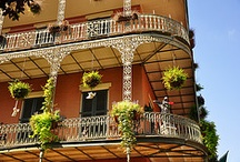 New Orleans , Home Sweet Home! / Best place to Live ever! / by PinQueen aka Brigiette .