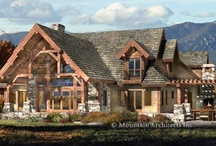 Lakehouse Design Ideas / by Iliana Galan