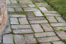 Outdoor pavers