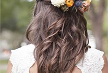 Bridal Hairstyles / The crowning glory that makes every bride radiant.