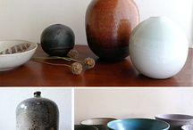 Ceramic & Porcelain / by Lena Griffa