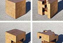 Cube arch