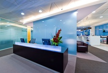 Light and Bright - Office Interiors / We've selected some of the lightest and brightest office interiors from our selection of office space to rent... (Images used to advertise on officebroker.com and related platforms are the property of serviced office providers.)