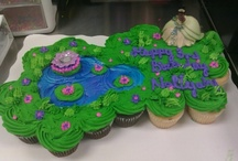 Cakes my daughter did / by Sissey Spencer