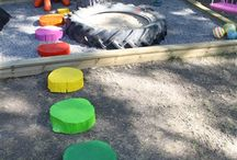 pre-school play ground