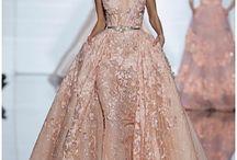 Свадебные платья / Пыльная роза