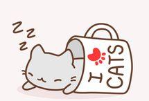 Gatos kawaii / Gatitos 4K